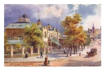 Harrogate - The Kursaal, Early 1900s - Courtesy of Ann Halford