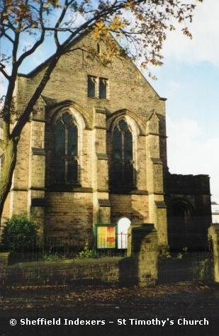 The Sheffield Indexers - Maps of Sheffield Cemeteries